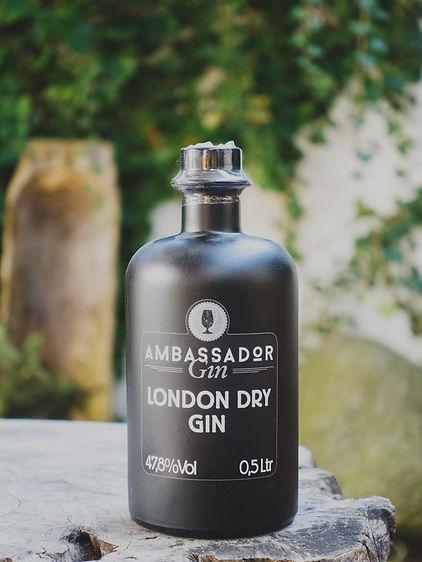 Ambassador Gin, London Dry Gin