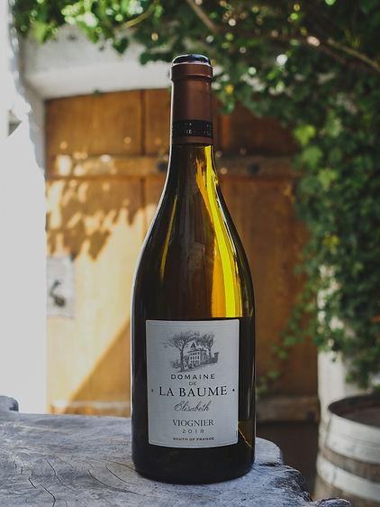 Terre Viognier-Chardonnay , Domain le Baume, Languedoc