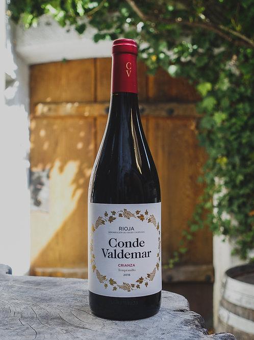 Conde Valdemar Crianza 2015, Conde Valdemar, Rioja