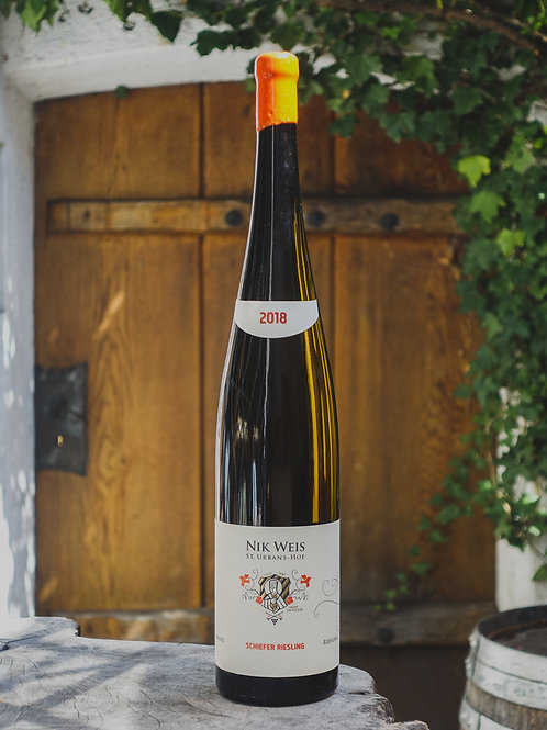 Schiefer Riesling , Weingut Nik Weis, Mosel, Magnum 1,5 Liter