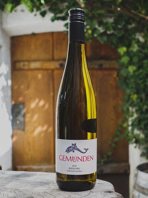 Riesling , Weingut Gemünden, Nahe