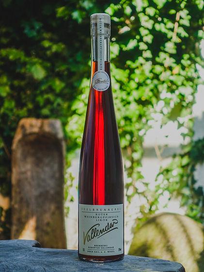 Roter Weinbergpfirsich Likör, Vallendar