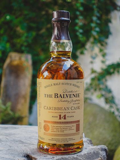 Balvenie 14 Years Carribean Cask, Speyside