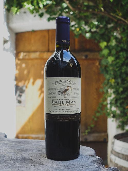 Paul Mas Cabernet/Merlot Vigne de Nicole, Domain Paul Mas, Languedoc