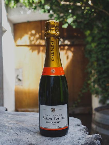 0,375l Baron Fuente Grand Reserve, Baron Fuente, Champagne