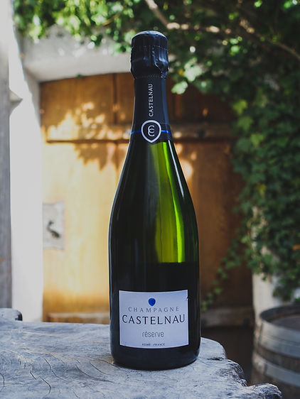 Castelnau Champagner Reserve, Brand Compendium