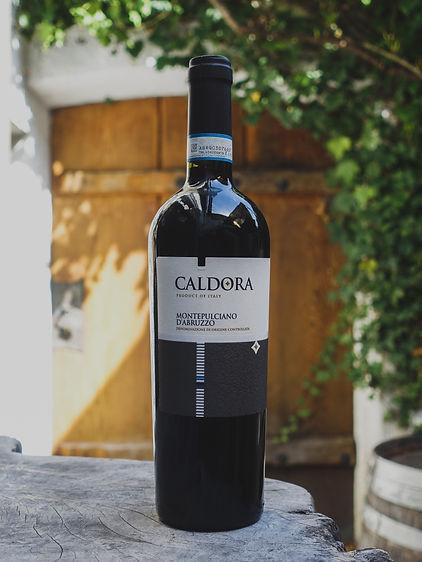 Montepulciano d'Abruzzo , Vini Caldora, Abruzzen