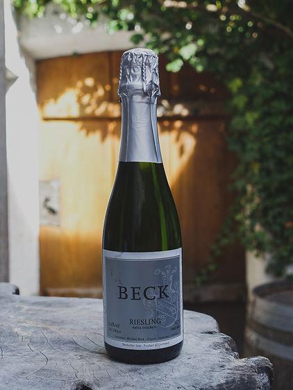 Riesling Extra Brut Beck 0,75l, Weingut Beck, Rheinhessen