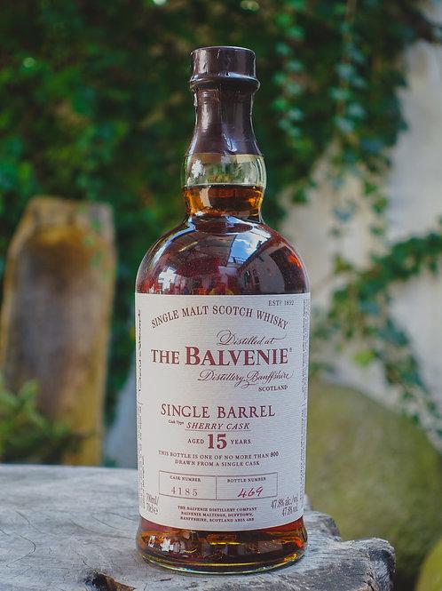 Balvenie 15 Years Singel Barrel, Speyside