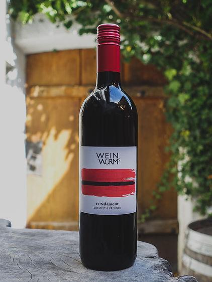 FUNdament Zweigelt, Weingut Weinwurms, Weinviertel