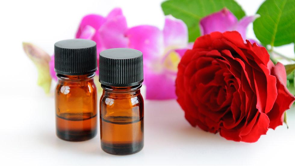 Rose Essential Oil with Jojoba - Brisbane Australia