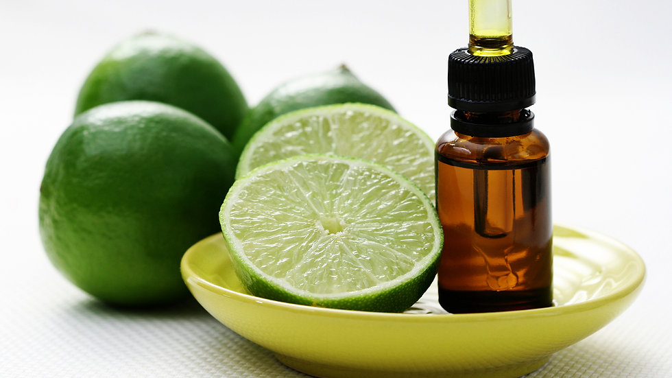 Lime Essential Oil - Brisbane Australia
