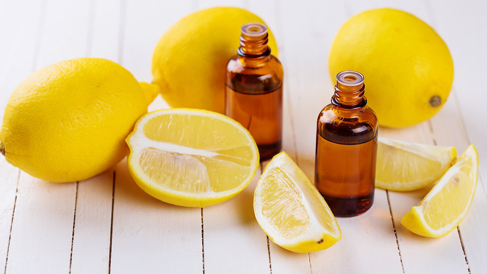 Lemon Essential Oil - Brisbane Australia