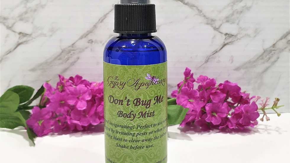 Natural Cooling and Refreshing body spray for headaches natural mosquito insect repellent aromatherapy mist Brisbane