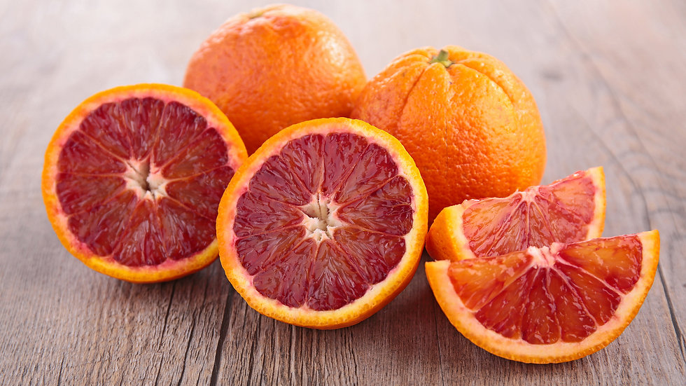 Blood Orange Essential Oil - - Brisbane Australia