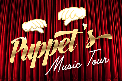 Puppet's Music Tour. - colmanshow.com