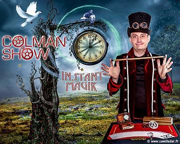 Instant Magic -- colmanshow.com