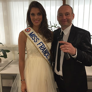 Miss France - David Colman - colmnshow.com