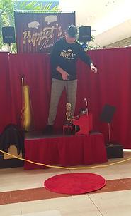 Puppet's Music Tour - colmanshow.com