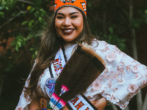 October Issue: Miss American Indian OSU