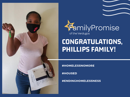 Congratulations, Phillips Family