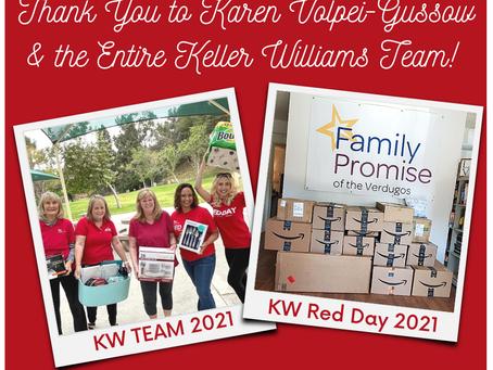 Keller Williams- RED Day