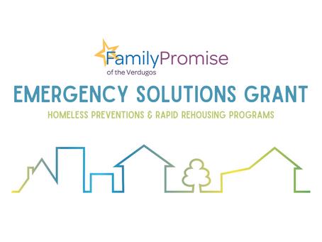 Family Promise Awarded ESG Funds