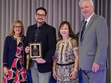 Glendale Kiwanis Honors FPV