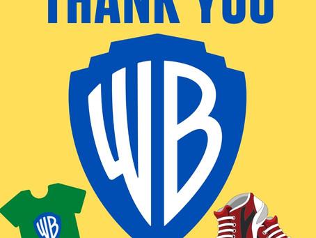 Thank You, WB!!!