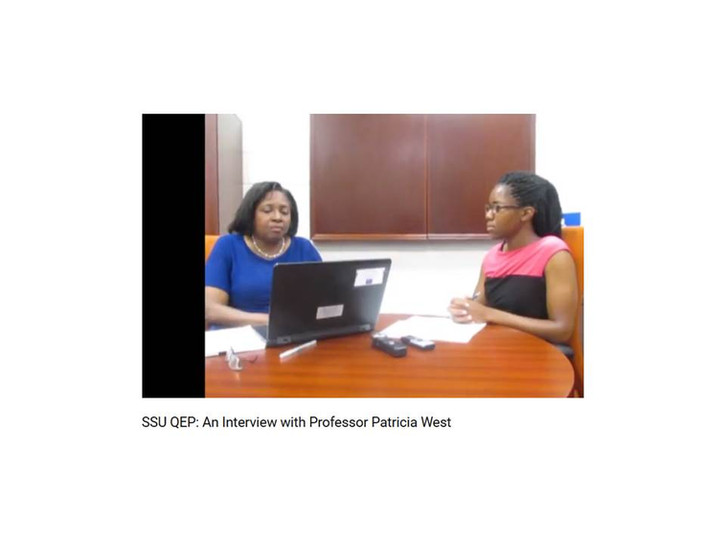 Interview with Professor Patricia West,