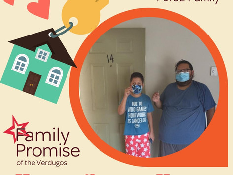 Perez Family Move In