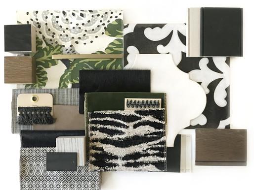 The Interior Design: A Sneak Peek