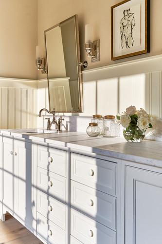 Charlotte Custom Home Bathroom