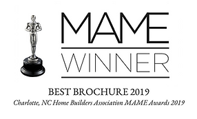 Developer of the Year Custom Home Builder 2019 Charlotte North Carolina