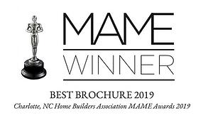Developer of the Year Custom Home Builder 2019 Charlotte North Carolina