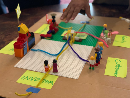 Abu Dhabi Ports Design Thinking workshop - Round 2