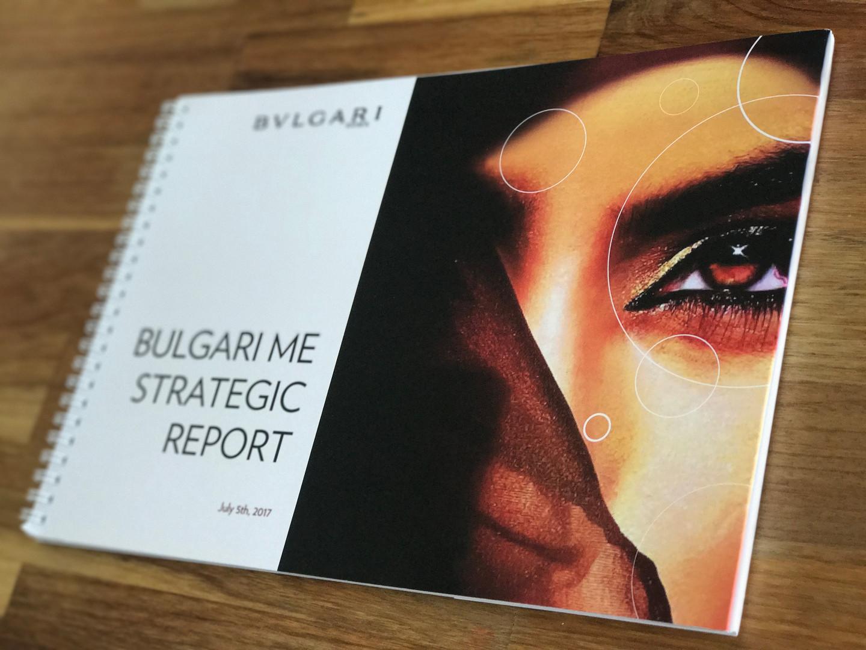 Bulgari ME strategic report
