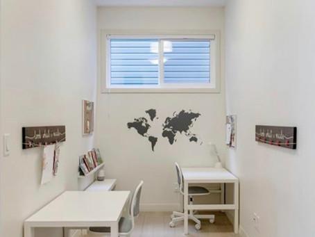 Homeschool Space Ideas