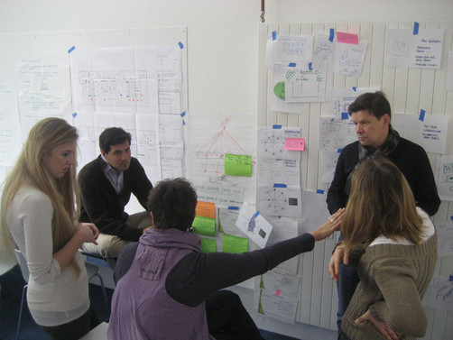 PGT Healthcare company culture design thinking workshop