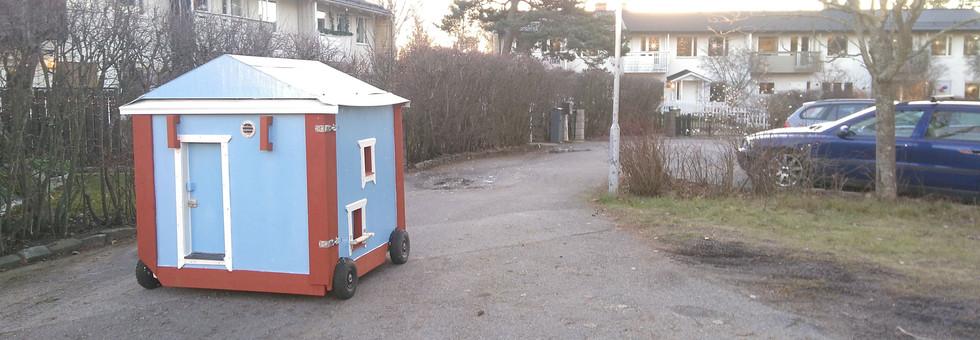 Hönshusvagn