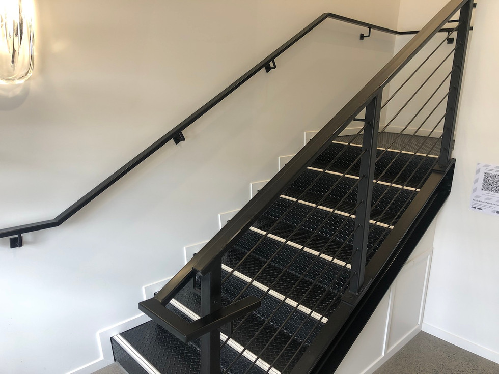 George Street Commercial Stairs 3