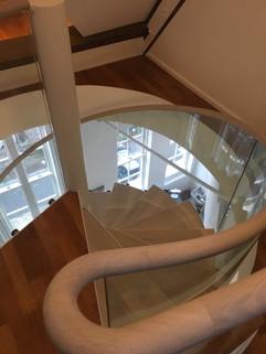 Lansdowne Drive Spiral Stairs 7