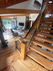 Wright Road Contemporary Staircase 2