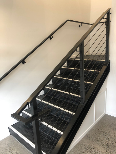 George Street Commercial Stairs 1