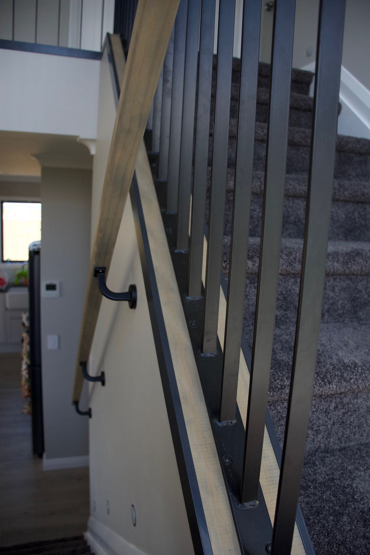 Stairworks can build you a new handrail for your nz stairs.