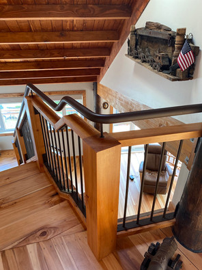 Wright Road Contemporary Staircase 3