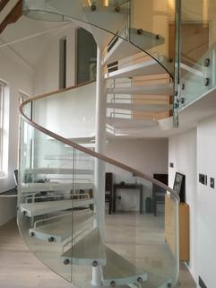 Lansdowne Drive Spiral Stairs 1