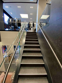 Affordable staircase in Auckland with high quality materials