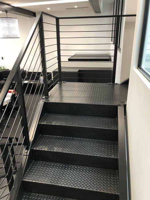 George Street Commercial Stairs 11