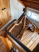 Wright Road Contemporary Staircase 5